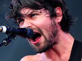 Biffy Clyro performs The V Festival at Weston Park. Staffordshire, England.