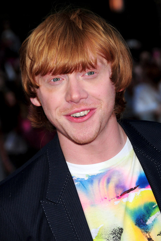 Rupert Grint - Wallpaper Actress