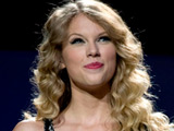Taylor Swift  performing at Madison Square Garden, New York City