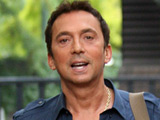 Bruno Tonioli leaving GMTV studios, London