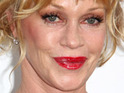 Melanie Griffith claims she doesn't get offered roles that require nudity because she's a woman of a certain age.