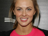 Donna Air at a photocall for The Women's 5km Run in Hyde Park. London, England.