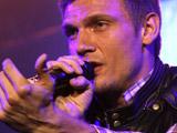 Nick Carter of the Backstreet Boys performing live at Parkbuehne Wuhlheide. Berlin, Germany.