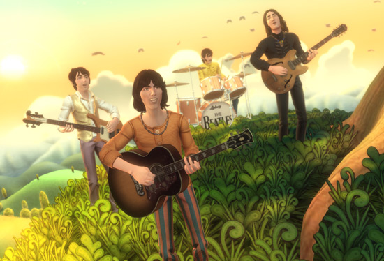 Gaming Review: Beatles: Rock Band