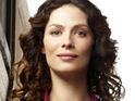 Joanne Kelly reveals that she is pleased the female characters on Warehouse 13 are strong.