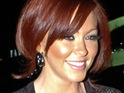 Atomic Kitten's Natasha Hamilton unveils her new single and music video.