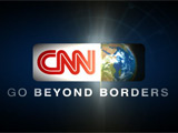 CNN Go Beyond Borders logo