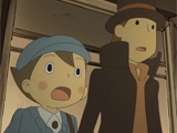 Gaming Review: Professor Layton and Pandora's Box