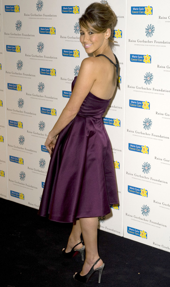 Rear of the Year - Rachel Stevens