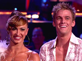 S09E01 Aaron Carter and Karina Smirnoff