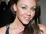 Michelle Heaton at the final of Miss Ireland 2009 Dublin, Ireland.