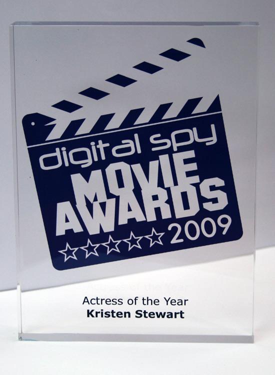 Digital Spy Movie Awards 2009- Actress of the Year