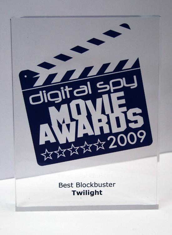 Digital Spy Movie Awards 2009 - Best Blockbuster
