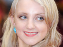Evanna Lynch says that she was scared at the prospect of finishing Harry Potter.