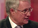 "Sir Michael Lyons says that the election barge was his ""most uncomfortable"" moment as BBC chairman."