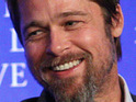 Brad Pitt reveals that he is happy with the progress of his Make It Right project in New Orleans.