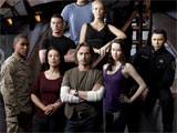 Stargate Universe cast
