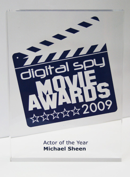 Digital Spy Movie Awards 2009 - Actor of the Year