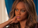 This week's Top Model eliminee says that she was impressed by Tyra Banks.