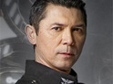 Lou Diamond Phillips reveals that he enjoys starring in both films and television.