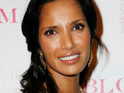 Padma Lakshmi says that she exposes her 3-month-old daughter to new foods via breast milk.