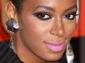 Solange Knowles reportedly resigns as the face of Dereon.