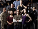 Characters from Stargate Atlantis will appear in an episode of Stargate Universe.