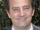 Matthew Perry at the 12 Annual Lili Claire Foundation Luncheon, Los Angeles