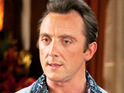 Peter Serafinowicz reveals that he is angry at critics who attacked his new show Running Wilde.