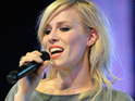 Natasha Bedingfield discusses featuring on Nicki Minaj's new album.