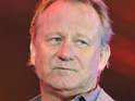 The Girl With The Dragon Tattoo star Stellan Skarsgård admits that he hasn't read the original book.