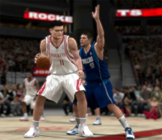 Gaming Review: NBA 2K10