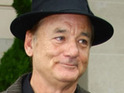 Bill Murray claims that he prefers dealing with agents and publicists through his toll-free hotline.