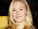 Julia Stiles confronts rumors that she is behind the split of Michael C. Hall and Jennifer Carpenter.