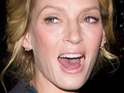 Police arrest a man once accused of stalking Uma Thurman.