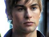 Chace Crawford on the set of 'Gossip Girl'. New York City.