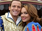 Joe Swash Kara Tointon Panto