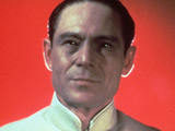 Joseph Wiseman in Dr No.
