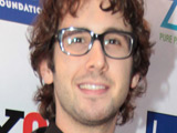 osh Groban attends the OneXOne gala held at Bimbo's 365 Club, San Francisco