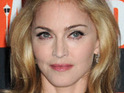 Madonna 'catches W.E. actress lying'