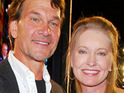 Patrick Swayze's widow Lisa Niemi admits that she still feels the late actor with her.