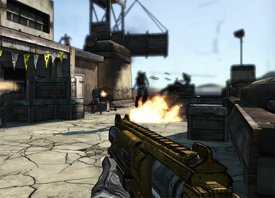 Gaming Review: Borderlands