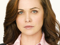 FlashForward actress Christine Woods joins an NBC pilot in a leading role.