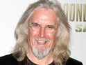 Billy Connolly admits that his stage fright is so bad that he fears he will die.