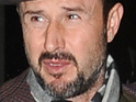 David Arquette checks himself into rehab for alcohol and depression following his split from Courteney Cox.