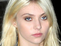 Taylor Momsen apologizes to viewers after using a swear word live on This Morning.