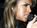 Kanye West sparks rumors that he is dating Pussycat Doll Melody Thornton.