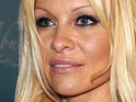 Pamela Anderson reportedly dismisses reports of tension between herself and Kate Gosselin.