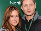 Jensen Eckles and Danneel Harris