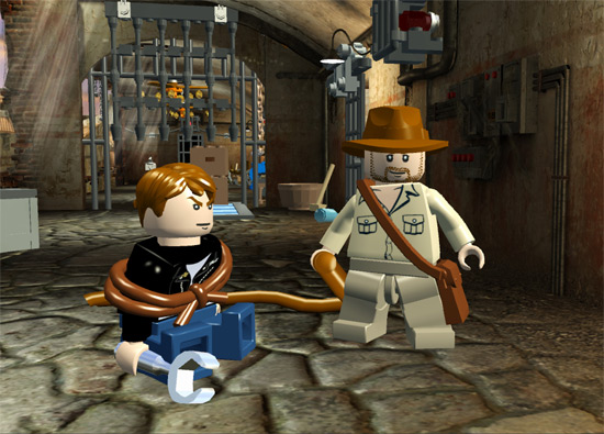 Gaming Review: LEGO Indiana Jones 2: The Adventure Continues
